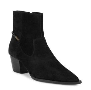 IMNYC Isaac Mizrahi | Black Suede Boots Sz 7